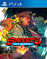 Streets of Rage 4 for PlayStation 4