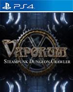 Vaporum for PlayStation 4