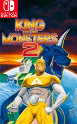 ACA NEOGEO KING OF THE MONSTERS 2 for Nintendo Switch