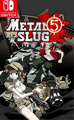 ACA NEOGEO METAL SLUG 5 for Nintendo Switch