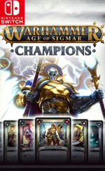 Warhammer Age of Sigmar: Champions for Nintendo Switch