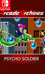 Arcade Archives PSYCHO SOLDIER