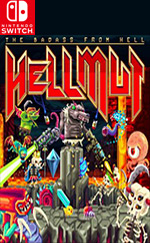 Hellmut: The Badass from Hell for Nintendo Switch