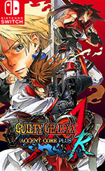 GUILTY GEAR XX ACCENT CORE PLUS R for Nintendo Switch