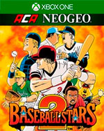 ACA NEOGEO BASEBALL STARS 2 for Xbox One