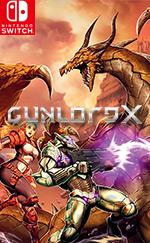 Resultado de imagem para Gunlord X  switch