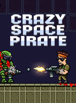Crazy space pirate for PC