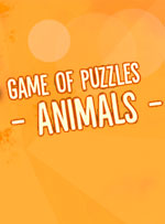 Game Of Puzzles: Animals for PC