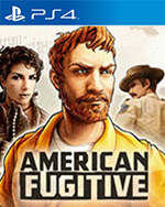 American Fugitive for PlayStation 4