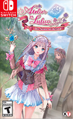 Atelier Lulua ~The Scion of Arland~ for Nintendo Switch