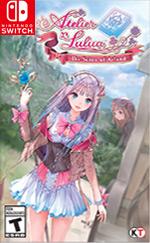 Atelier Lulua ~The Scion of Arland~