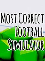 Most Correct Football Simulator