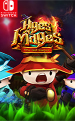 Ages of Mages: The last keeper for Nintendo Switch
