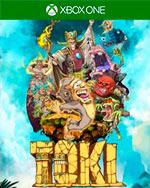 TOKI Juju Densetsu for Xbox One