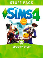 The Sims 4 Spooky Stuff for PC