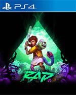 RAD for PlayStation 4