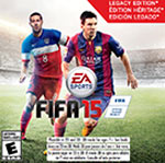 FIFA 15 for Nintendo 3DS