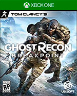 Tom Clancy's Ghost Recon® Breakpoint for Xbox One