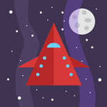 Hyperspace Asteroids for iOS