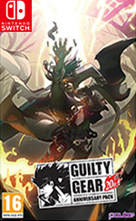 Guilty Gear 20th Anniversary Pack - Collector's Edition