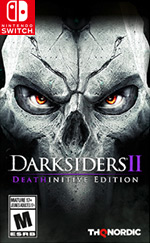 Darksiders II: Deathinitive Edition for Nintendo Switch
