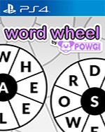 Word Wheel by POWGI for PlayStation 4