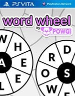 Word Wheel by POWGI for PS Vita