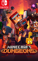 Minecraft Dungeons for Nintendo Switch