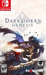 Darksiders Genesis for Nintendo Switch