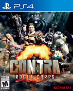Contra: Rogue Corps for PlayStation 4