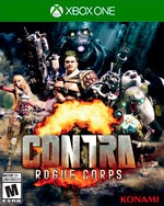 Contra: Rogue Corps for Xbox One