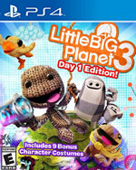 LittleBigPlanet 3 for PlayStation 4