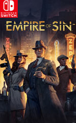 Empire of Sin for Nintendo Switch