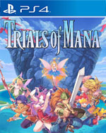Trials of Mana for PlayStation 4