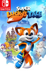 New Super Lucky's Tale for Nintendo Switch