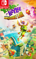 Yooka-Laylee and the Impossible Lair for Nintendo Switch