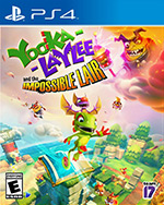 Yooka-Laylee and the Impossible Lair for PlayStation 4