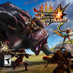 Monster Hunter 4 Ultimate for Nintendo 3DS