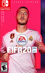EA SPORTS FIFA 20 Nintendo Switch Legacy Edition for Nintendo Switch