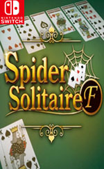Spider Solitaire F for Nintendo Switch