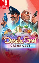 Doodle God: Crime City for Nintendo Switch