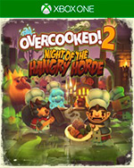 Overcooked! 2 - Night of the Hangry Horde for Xbox One