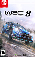 WRC 8 FIA World Rally Championship for Nintendo Switch