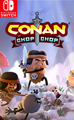 Conan Chop Chop for Nintendo Switch