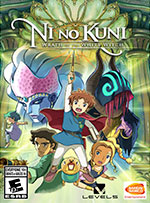 Ni no Kuni: Wrath of the White Witch Remastered for PC