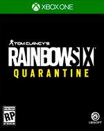 Tom Clancy's Rainbow Six Quarantine for Xbox One