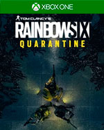 Tom Clancy's Rainbow Six Quarantine for Xbox One