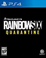 Tom Clancy's Rainbow Six Quarantine for PlayStation 4