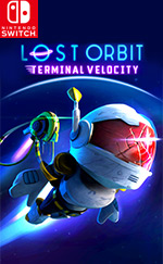 LOST ORBIT: Terminal Velocity for Nintendo Switch