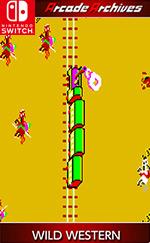 Arcade Archives WILD WESTERN
